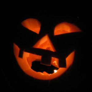 Skräcknatt i Sala Silvergruva 31 oktober.