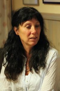 Verksamhetschef på Bergslagsteatern Margareta Tejne Abelli.